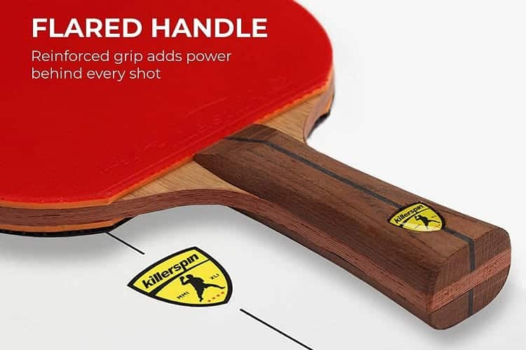 Table Tennis Paddle Handle