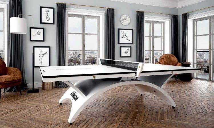 Killerspin Revolution SVR Bianco table tennis table