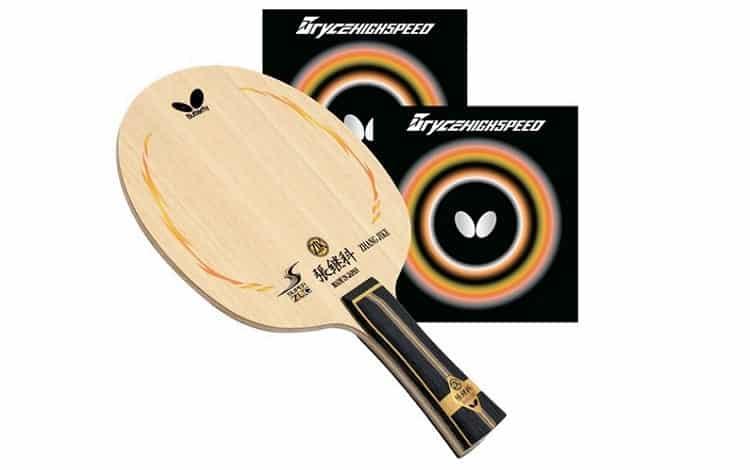 Butterfly Zhang Jike Super ZLC Proline