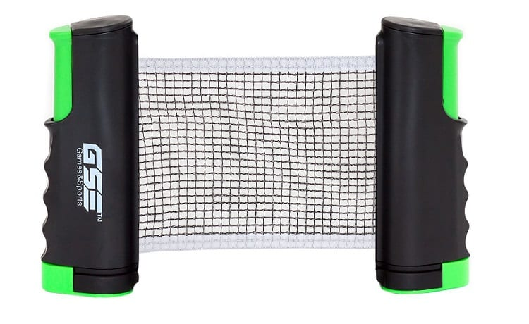 GSE Games & Sports Expert Anywhere Retractable Table Tennis Net Review