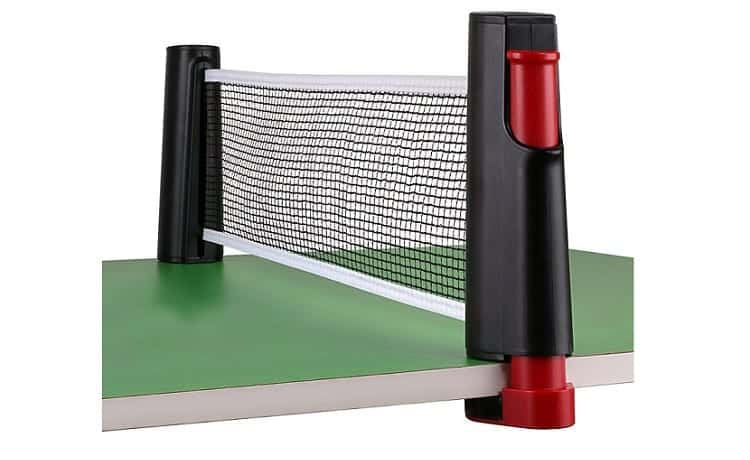 Hipiwe Retractable Table Tennis Net Replacement Review
