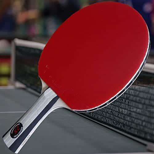 Gambler Custom Professional Table Tennis Paddle