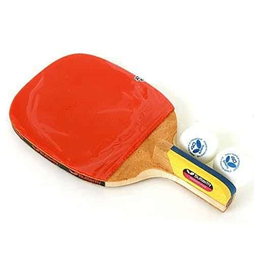 New Butterfly ADDOY P40 Table Tennis Racket