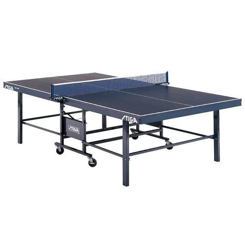 STIGA Expert Roller Transportable Indoor Table Tennis Table