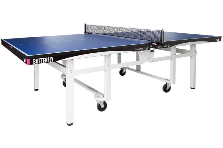 Butterfly Centrefold 25 Table Tennis Table