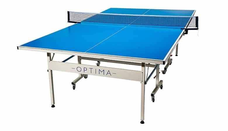 Franklin Sports Optima All-Weather Outdoor Table Tennis Table
