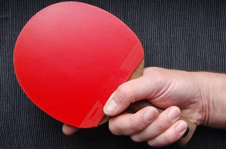 Ping Pong Shakehand Grip
