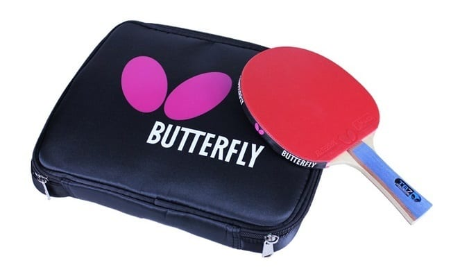 Butterfly TB7 Pro-Line Table Tennis Racket