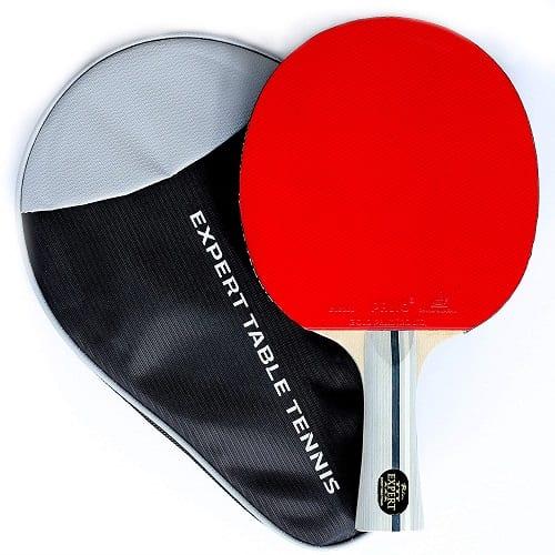 Palio Expert 3.0 Table Tennis Racket & Case