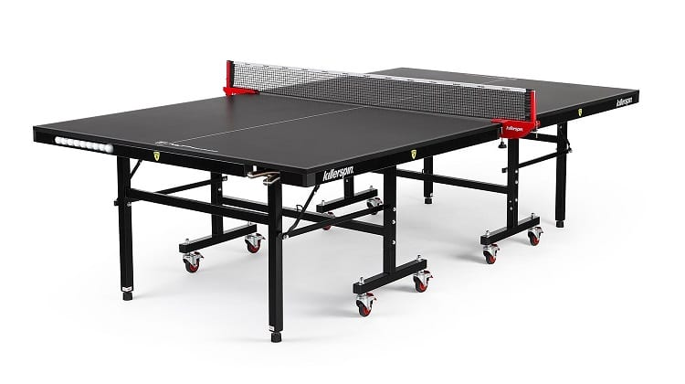 Killerspin Table Tennis Table MyT7 Pocket Review