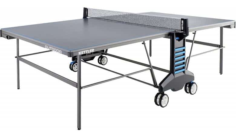 13 Best Outdoor Ping Pong Tables Of 2020 (Durable & Waterproof) 1