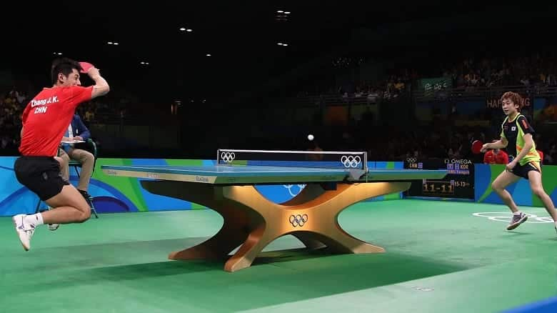 What Makes The Best Paddles For Ping Pong?